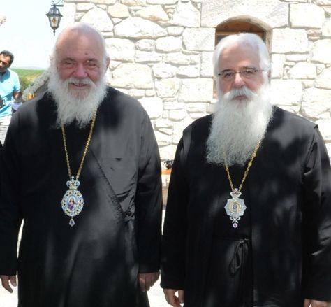 Η Εκκλησία φάρμακο στην κρίση επισήμανε ο Μακαριώτατος από τον Αλμυρό