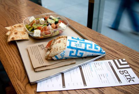 Washington Post: Νέο εστιατόριο σερβίρει γύρο σε οικονομικές τιμές