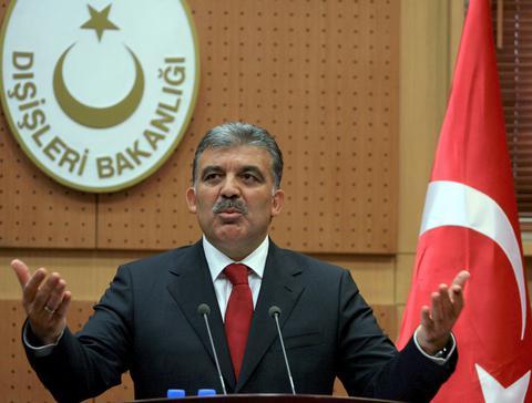 Πρόκληση από Γκιούλ: Επίσκεψη στην Κύπρο ανήμερα της επετείου της τουρκικής εισβολής