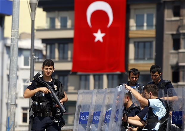 Ισχυρή έκρηξη από διαρροή αερίου στο Ντενζλί της δυτικής Τουρκίας