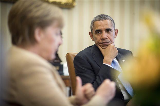 Καμία επαφή Μέρκελ-Ομπάμα μετά την απέλαση αξιωματούχου της CIA