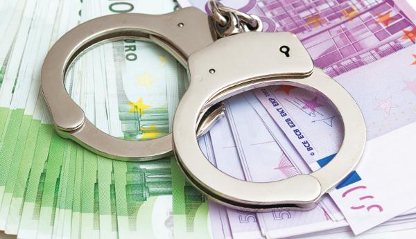 Λάρισα: Σύλληψη 54χρονου για μη καταβολή οφειλών προς το Δημόσιο