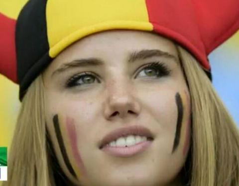 Aδοξο τέλος είχε η καριέρα της Βελγίδας φιλάθλου στο μόντελινγκ
