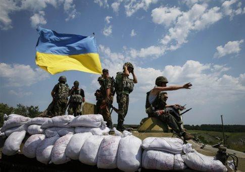 Ρωσική στρατιωτική εμπλοκή στις συγκρούσεις καταγγέλλει το Κίεβο