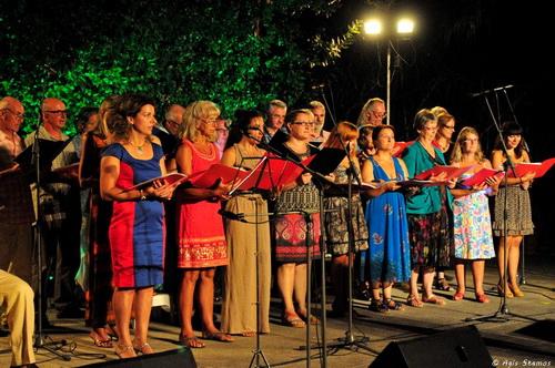 Χορωδιακή βραδιά στην Αγριά