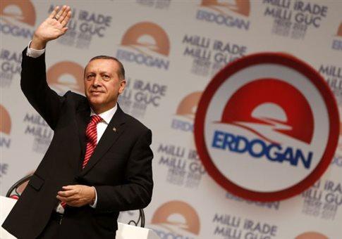 Δωρεά στον Ερντογάν έκανε ο πολιτικός του αντίπαλος