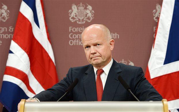 Παραιτήθηκε ο υπουργός Εξωτερικών της Βρετανίας