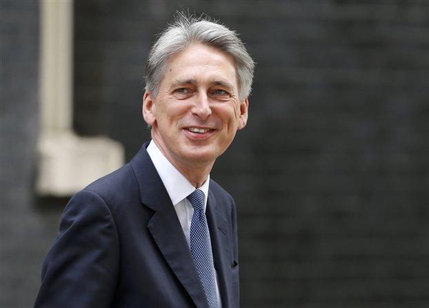 Βρετανία: Νέος υπουργός Εξωτερικών ο Φίλιπ Χάμοντ