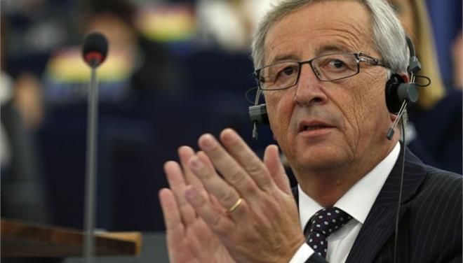 Νέος πρόεδρος της Κομισιόν ο Ζαν-Κλοντ Γιούνκερ