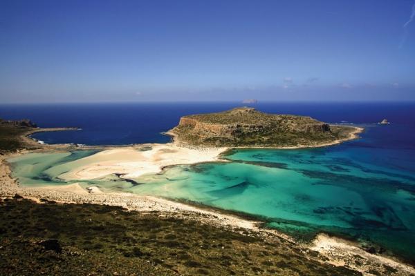 Μπάλος -Η παραδεισένια παραλία με τη ροζ άμμο που θυμίζει Καραϊβική [εικόνες]