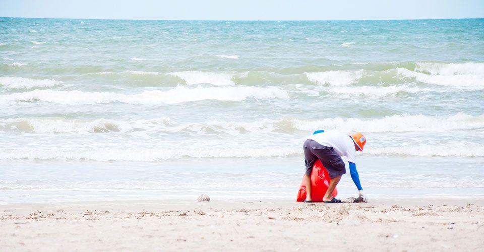 Υποβρύχιος καθαρισμός στην Αλόννησο