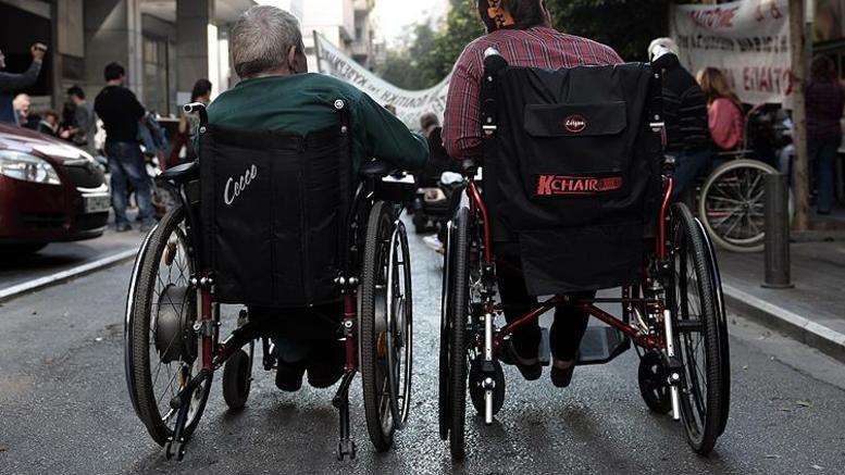 «Φόρος» που καίει για συνταξιούχους αναπηρίας