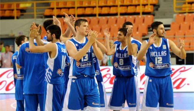 Η Εθνική Νέων προκρίθηκε στην προημιτελική φάση του Ευρωμπάσκετ