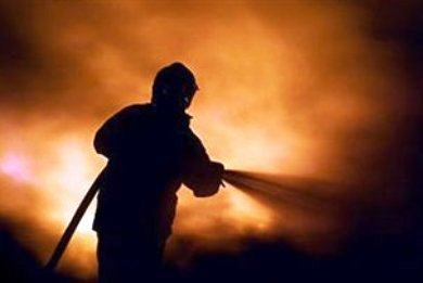 Φωτιά στη Σκόπελο