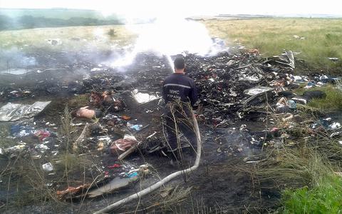 Ουκρανία: Βρέθηκε και το δεύτερο μαύρο κουτί του Boeing