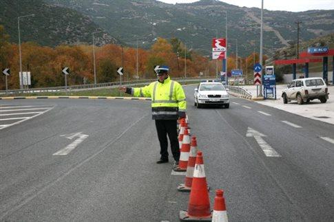 Κυκλοφοριακές ρυθμίσεις την Κυριακή στα Τέμπη