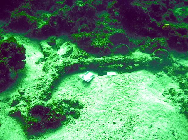 Το μεγαλύτερο αρχαίο ναυάγιο με άγκυρες