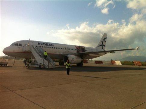 Επαναλαμβάνονται οι πτήσεις της Aegean από και προς Τελ Αβίβ