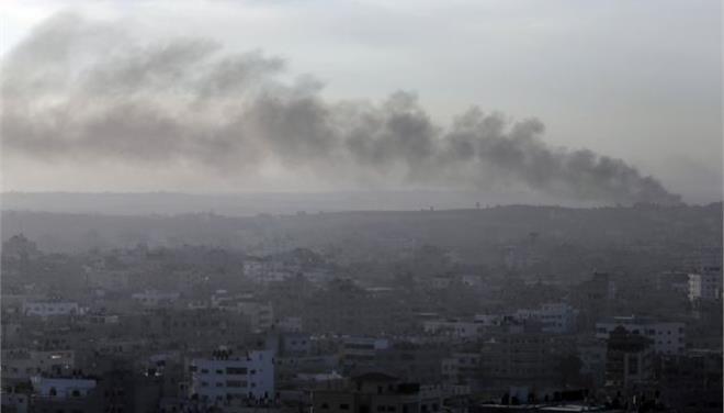 Ισραήλ και Χαμάς συμφώνησαν σε ανθρωπιστική εκεχειρία 12 ώρων