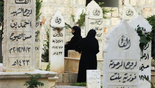 Συρία: Γραφείο... συνοικεσίων άνοιξαν οι τζιχαντιστές
