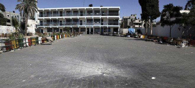 Βρέθηκε κρύπτη με όπλα σε σχολείο του ΟΗΕ στη Λωρίδα της Γάζας