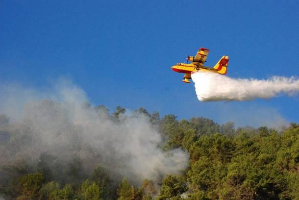 Πυρκαγιά απείλησε το χωριό της Φυλάκης