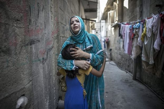Το ημερολόγιο ενός συγγραφέα στη Γάζα