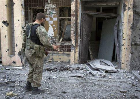 Υπό ουκρανικό έλεγχο μία ακόμα πόλη κοντά στο Ντόνετσκ