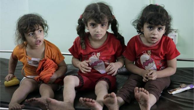 Αλλοι 70 Παλαιστίνιοι σκοτώθηκαν στη Γάζα την Τετάρτη