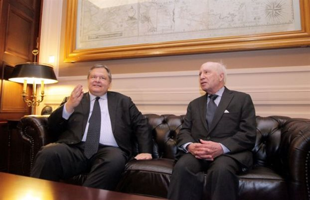 Βενιζέλος: Αποφασισμένη η κυβέρνηση για την ονομασία της πΓΔΜ