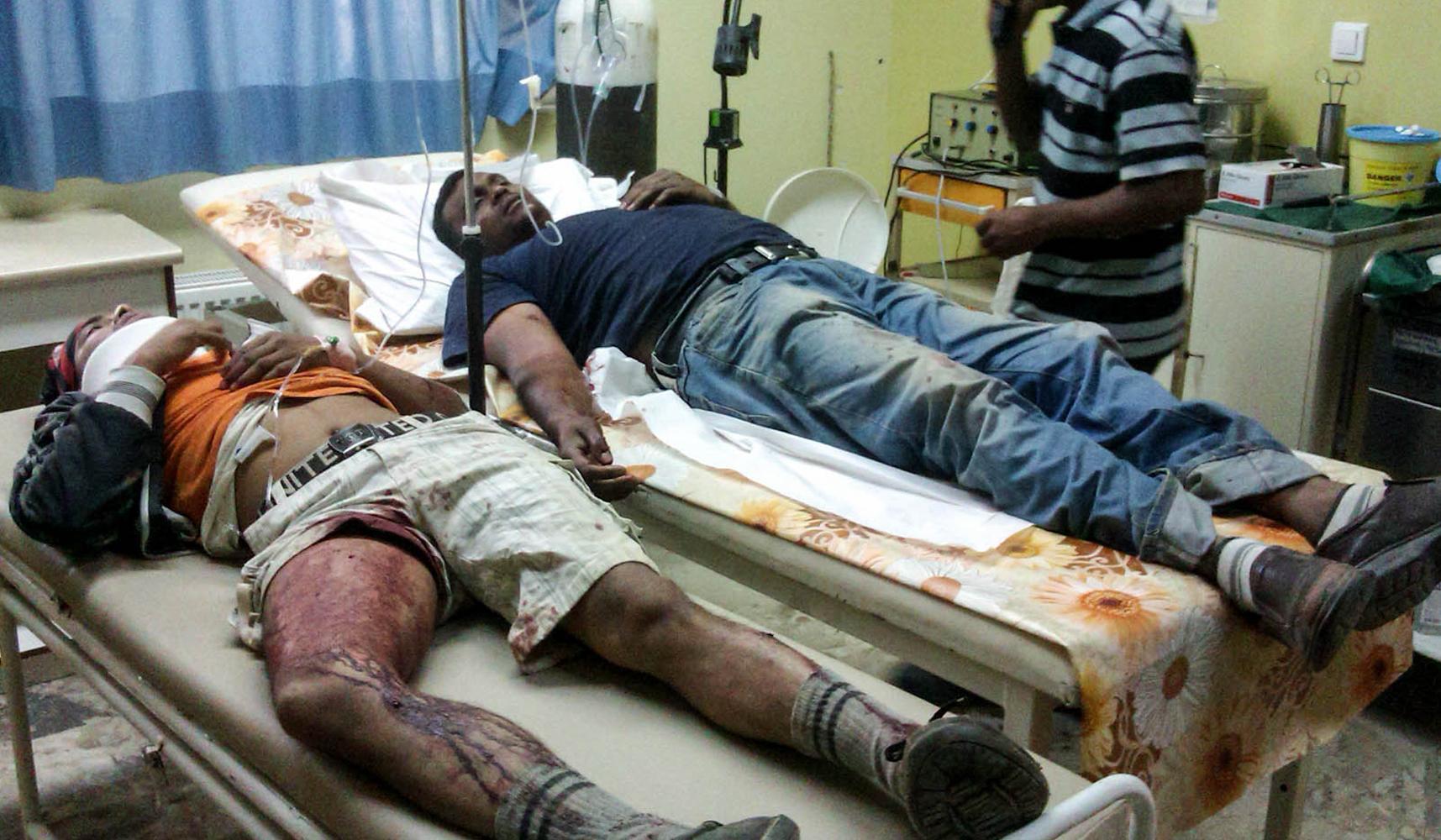 «Είχαν τόση μανία, που πυροβολούσαν στα τυφλά. Αλλα παιδιά ήταν γεμάτα αίματα»