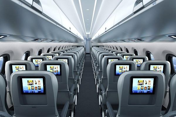 E2, το ντιζαϊνάτο αεροπλάνο που μετατρέπει το ταξίδι σε απόλαυση [εικόνες]