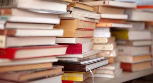 Παζάρι βιβλίου στο Βόλο