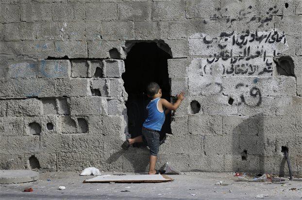 Εκεχειρία 72 ωρών στην Γάζα συμφώνησαν Ισραήλ και Χαμάς