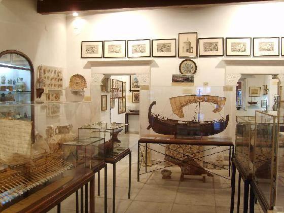 Κι όμως, η Μύκονος έχει και μουσείο και είναι απλά υπέροχο [εικόνες]