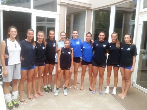Στην Εθνική Νεανίδων αθλήτριες της Αργούς
