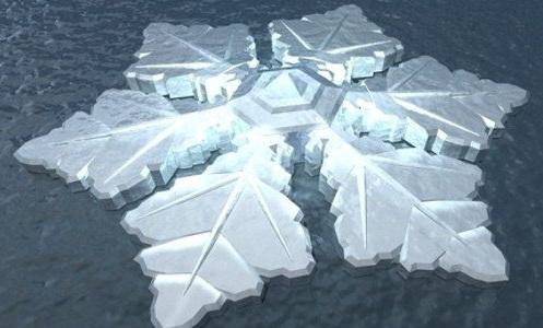 Πλωτό ξενοδοχείο σε σχήμα νιφάδας χιονιού ετοιμάζουν στη Νορβηγία