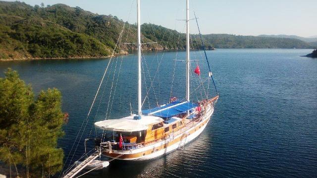 Ακυβέρνητο ιστιοφόρο στη Σκόπελο ρυμουλκήθηκε με ασφάλεια στο λιμάνι