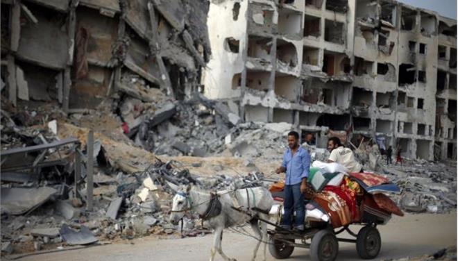 Σε εξέλιξη οι έμμεσες συνομιλίες στο Κάιρο για μόνιμη εκεχειρία στη Γάζα