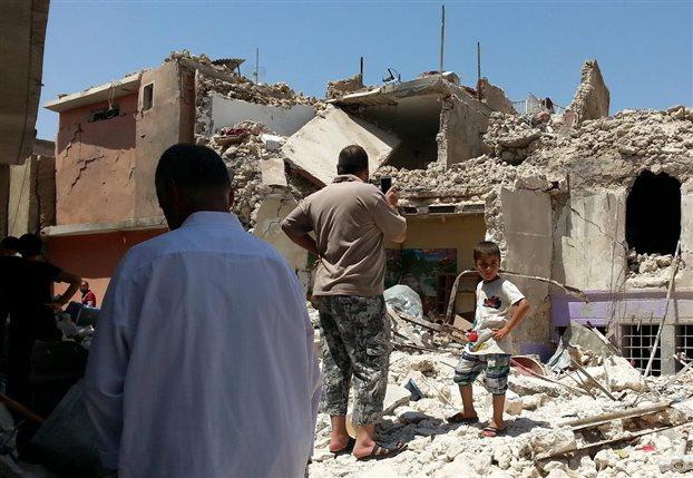 Ιράκ: Βομβαρδισμός στη Μοσούλη με 60 τζιχαντιστές νεκρούς