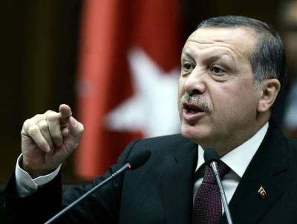 Ρατσιστικές δηλώσεις Ερντογάν -«Με αποκάλεσαν Γεωργιανό και κάτι χερότερο: Αρμένιο»