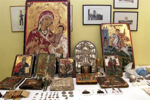 Κόνιτσα: Στόχος ληστών εκκλησίες και το Λαογραφικό Μουσείο στον Αμάραντο
