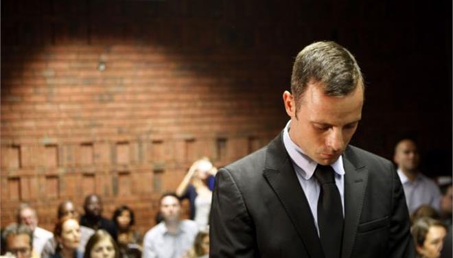 Ο εισαγγελέας απέρριψε την υπερασπιστική γραμμή του Οσκαρ Πιστόριους