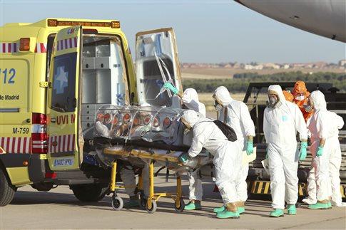 Ταξιδιώτης με ελονοσία στην Αθήνα, ύποπτο κρούσμα Έμπολα