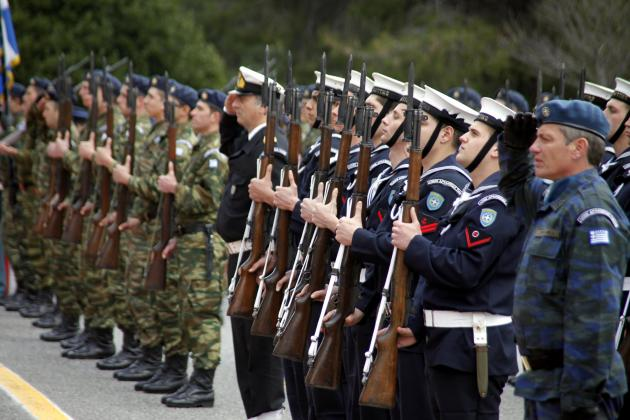 Νομοσχέδιο για το εφάπαξ στις Ενοπλες δυνάμεις -Περισσότεροι οι δικαιούχοι