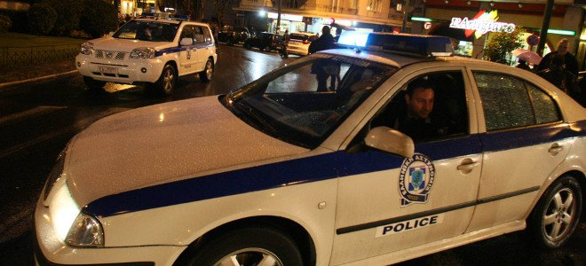 Ληστεία τράπεζας με «άρωμα» τρομοκρατίας στη Σαρωνίδα
