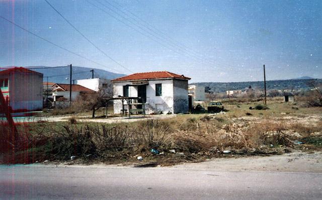 Γρηγόρης Καρταπάνης: ΚΑΛΟΚΑΙΡΙΝΕΣ ΑΝΑΔΡΟΜΕΣ Από τις αλυκές του 1953 - 54