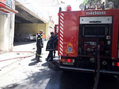 Τρίκαλα: Βρέθηκε απανθρακωμένος μέσα στο σπίτι του
