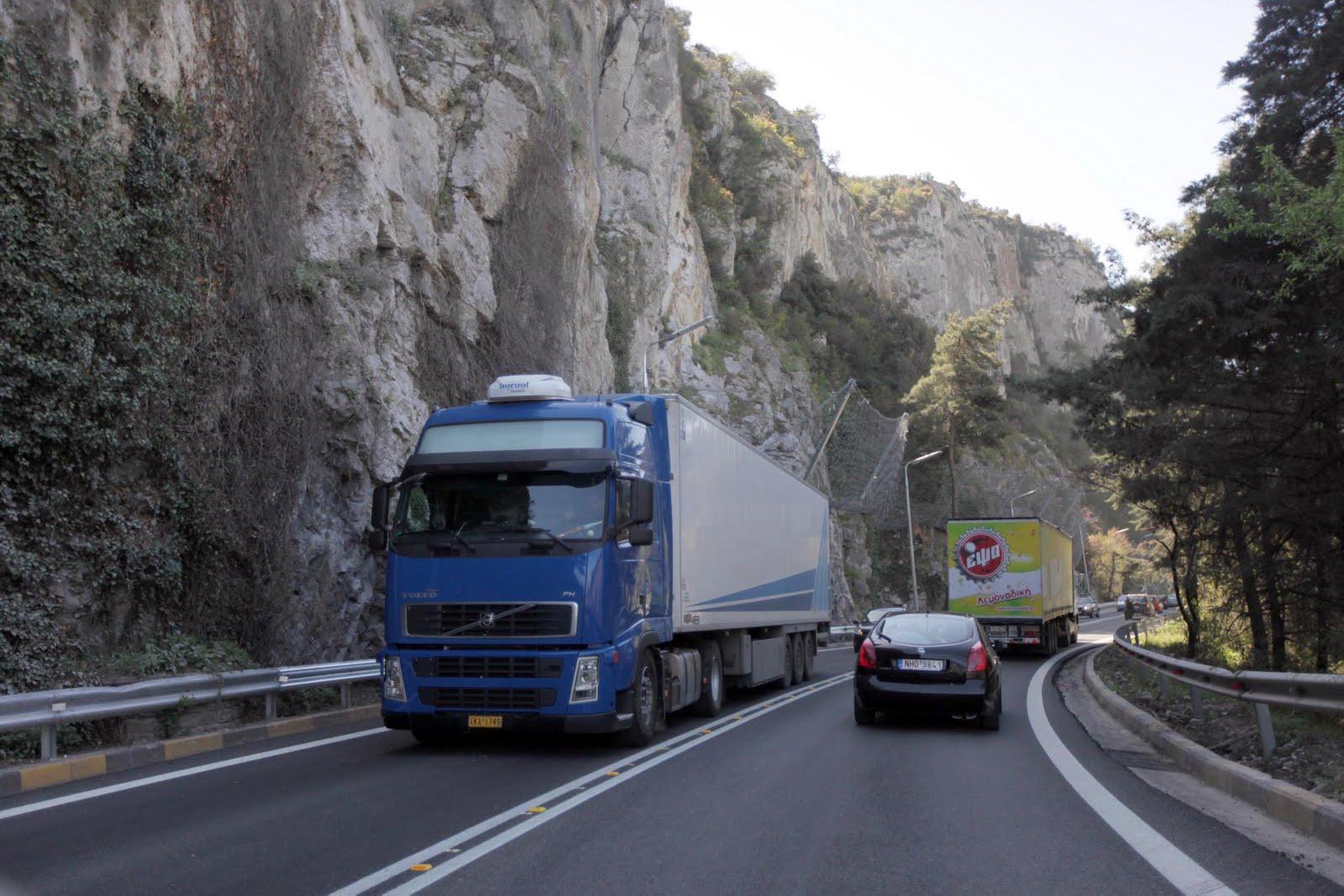 Στοίχημα η ασφαλής μετακίνηση εκδρομέων για την Τροχαία