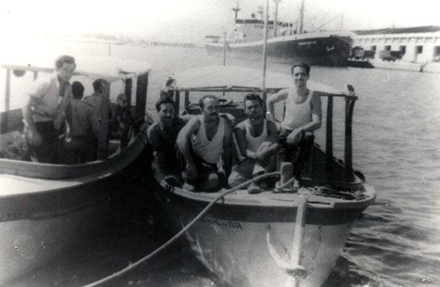 Γρηγόρης Καρταπάνης: ΚΑΛΟΚΑΙΡΙΝΕΣ ΑΝΑΔΡΟΜΕΣ ~ Βενζίνες 1953-1954
